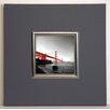 ERGO-PAUL Golden Gate Bridge Framed Painting Print