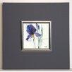 ERGO-PAUL Iris I Framed Painting Print
