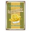 Cuadros Lifestyle Lemonade Plaque