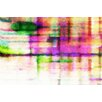 Parvez Taj Marmont Hill Synesthesia Art Print Wrapped on Canvas