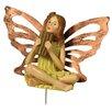 Boston International Fairy Maggie Metal Wings Statue (Set of 2)