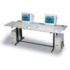 Balt Split Level Adjustable Training Table Top