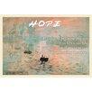 Buyenlarge 'Hope' by Wilbur Pierce Graphic Art