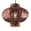 Endon Lighting 30 cm Lampenschirm aus Metall