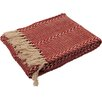 Ian Snow Striped Weave Throw