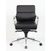 Ergonomics 4 Work Majestic Mid-Back Leather Executive Chair