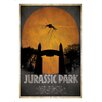 House Additions The Art of Film Jurassic Park Vintage Advertisement