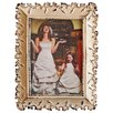 Vintage Boulevard Alexis Frilly Rectangular Picture Frame