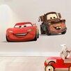 Komar Cars Friends Wall Sticker