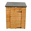 Forest Garden 4 Ft. W x 2 Ft. D Wooden Lean-To Shed