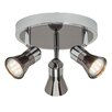 Brilliant Jupp 3 Light Spotlight