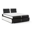 Home & Haus Boxspringbett Dilgry mit Topper