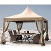 Grasekamp Ersatzdach für Lounge Pavillon Sahara