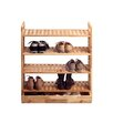 HomeTrends4You Lasse Shoe Rack