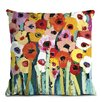 Artist Lane Rainbow Garden Cushion Cover
