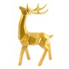 Head Up Deer Figurine