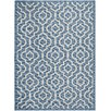 Safavieh Alexandra Blue Indoor/Outdoor Area Rug