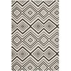 Safavieh Reese Hand-Woven Ivory/Brown Area Rug