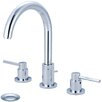 Pioneer Motegi Double Handle Widespread Standard Bathroom Faucet