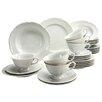 Creatable Maria Theresia 30 Piece Dinnerware Set, Service for 6