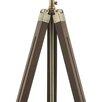 Dar Lighting Easel 142cm Floor Lamp