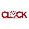 Premier Housewares Table Clock