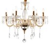 Home Essence 6 Light Candle Chandelier