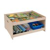 Sport and Playbase Children's Rectangular Lego Table