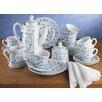 Kahla Blau Saks Porcelain Milk Jug