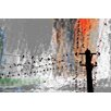 Marmont Hill Wellington' Graphic Art Wrapped on Canvas