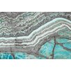 Marmont Hill Mountain Graphic Art Wrapped on Canvas