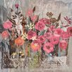 Marmont Hill Leinwandbild Floral Frenzy II, Kunstdruck