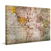Marmont Hill I've Got the Travel Bug 2' Graphic Art Wrapped on Canvas