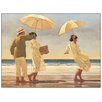 House Additions 'The Picnic Party' by Vettriano Art Print