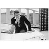 "House Additions ""James Dean"" by Dean Photographic Print Plaque"