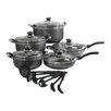 Royal Cook 16 Piece Cookware Set