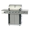 Royal Craft Platinum 600 Deluxe Gas Barbecue with Side Burner and Searing Burner