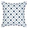 Greendale Home Fashions Geo Cotton Canvas Throw Pillow