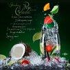 Pro-Art Glasbild Pina Colada, Kunstdruck