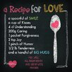 Pro-Art A Recipe For Love Painting Print Glass Art
