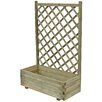 Grange Fencing Rosa Planter with Trellis