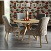 Home & Haus Leucas Dining Set with 4 Chairs