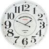 dio Only for You Kensington Station XXL 60cm Analogue Wall Clock