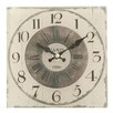 dio Only for You Paris 1886 Table Clock