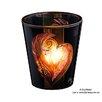 Königlich Tettau Kunst Tettau Glass Lantern