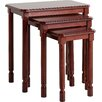Andover Mills Pomeroy 3 Piece Nest of Tables