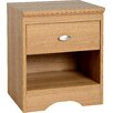 Riley Ave. Ashtyn 1 Drawer Bedside Table
