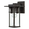Hinkley Manhattan 1 Light Outdoor Wall Lantern