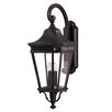Feiss Cotswold 3 Light Outdoor Wall Lantern