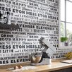 Graham & Brown Kitchen & Bathroom 10m L x 64cm W Abstract 3D Embossed Roll Wallpaper